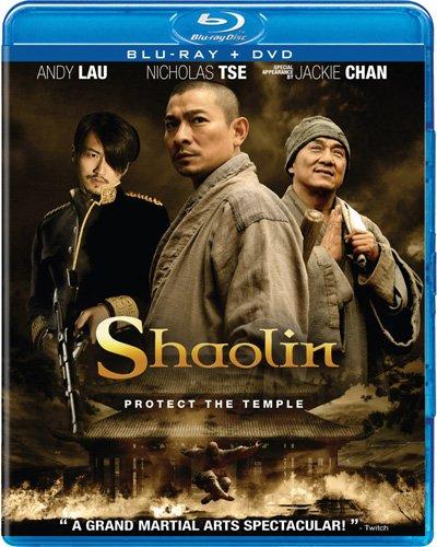Shaolin (Bluray + DVD Combo) [Blu-ray]