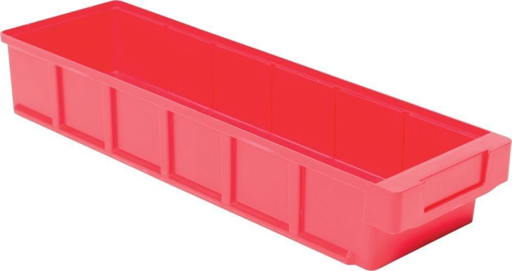 Kleinteilebox VKB 500x93x83 mm rot | 4053569735353