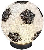 Rhode Island Novelty Elsocsp 9'' Sparkle Soccer Lamp