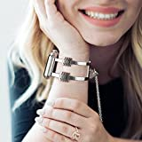 V-Moro Compatible iWatch Bands 38mm Women, Luxury