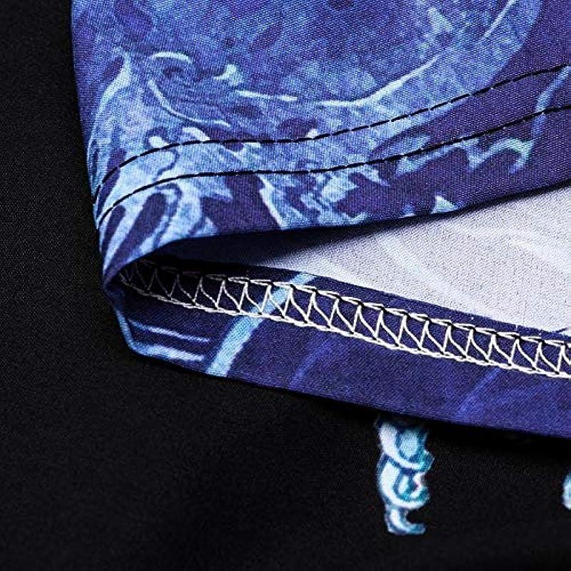 Japanische Kimono Cardigan Męskie Sommer New Samurai Kimonos Karate Streetwear Shirt Kimono Japones Męskie Yukata-Style_A_XXL: Odzież