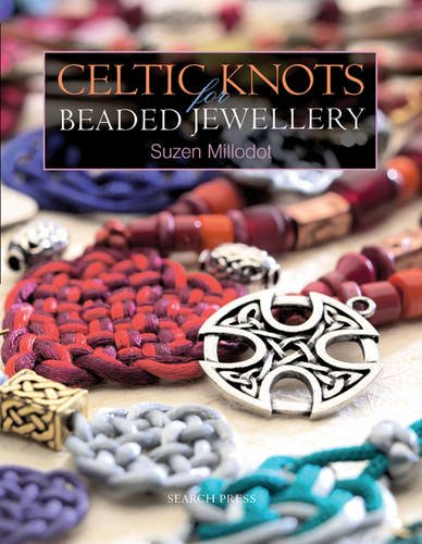 Celtic Knots for Beaded Jewellery (Red Celtic Cross)
