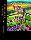 Pheasant ~ Lined Journal, Laurel Sobol, 1495960846