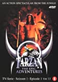 Tarzan: The Epic Adventures - Season 1 (Ep. 1-11) - 4-DVD Box Set ( Tarzan: The Epic Adventures - Season One - Episodes One to Eleven ) [ NON-USA FORMAT, PAL, Reg.2 Import - Netherlands ]