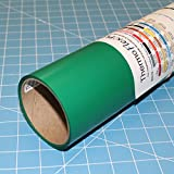 ThermoFlex Plus 15'' x 10' Roll Kelly Green Heat Transfer Vinyl, HTV by Coaches World