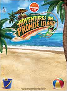 Publicity Theme Posters (Vacation Bible School 2012: Adventures on Promise Island ...
