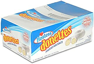 product image for Hostess Donettes Mini Powder Donut, 10 Count (CAKES & MUFFINS)