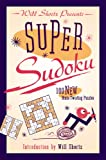 Super Sudoku, Will Shortz, 1250044987