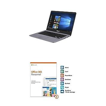 dd9dd865f1a7c2 Asus S410UA-EB1056T PC portable 14