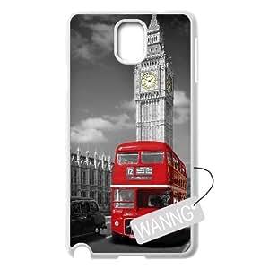 A City Bus Samsung Galaxy Note3 N9000 Case Cover, A City Bus DIY Case for Samsung Galaxy Note3 N9000 at WANNG