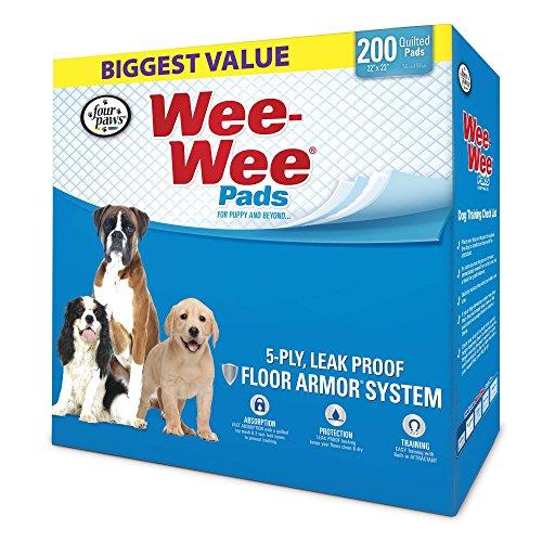 Wee-Wee Pads, 200 Count by Wee Wee Pads (Image #5)