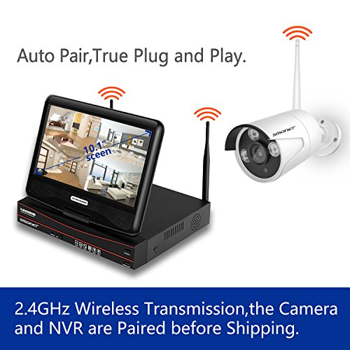 All In One Amp Expandable System Wireless Security Camera