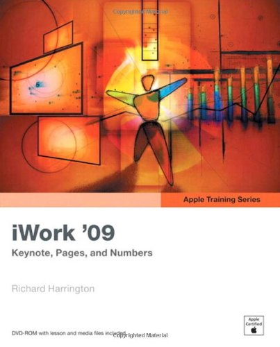 [PDF] Apple Training Series: iWork 09 Free Download | Publisher : Peachpit Press | Category : Computers & Internet | ISBN 10 : 0321618513 | ISBN 13 : 9780321618511