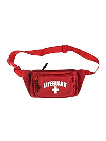 0fed0dc4806 Image Unavailable. Image not available for. Color  LIFEGUARD Officially  Licensed Hip Fanny Waist Pack ...