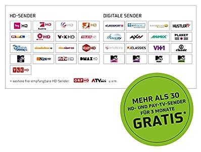 Karte In Ci Modul Einstecken.Orf Hd Austria Cam Tv Modul Mit Sat Karte Für Orf Und Hd Austria