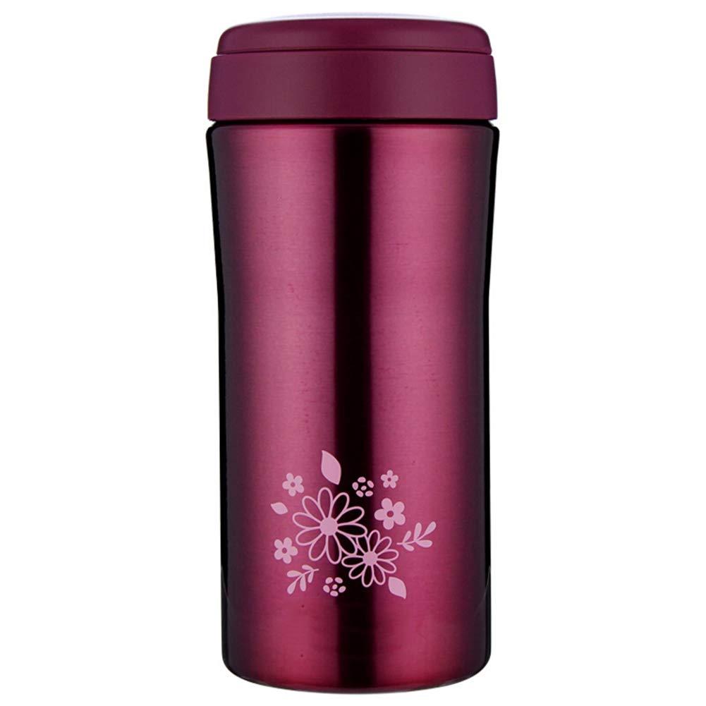 Sportflasche Isolier Becher Thermo Becher Travel Mug Kaffeebecher Wasserflasche Trinkbehälter Trinkflaschen- Bewegliches Großes Kapazität Großes Kaliber Der Geschäftspaare JINRONG