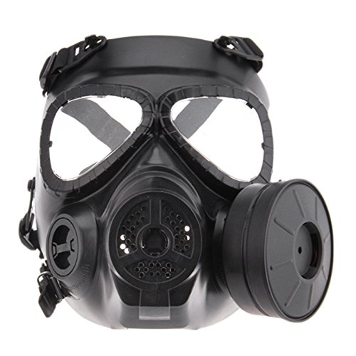 LightInTheBox Practical MO4 Nuclear War Crisis Series Protector Gas Mask for Airsoft