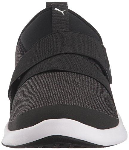 puma Chaussures Pour Dare Femmes Black Silver Puma Ac WZCwqdYY
