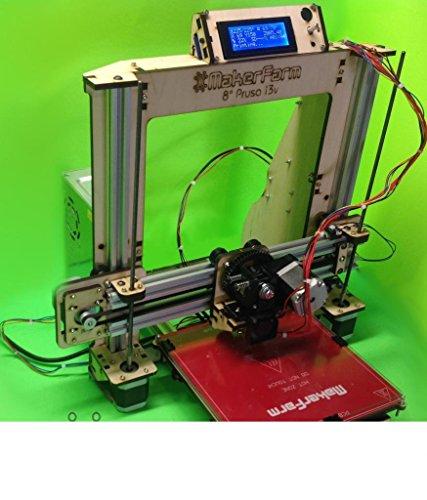 "Maker Farm 3D 8"" i3v Printer - 203x203x203mm / 8.365cm3"