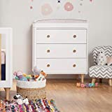 Babyletto Lolly 3-Drawer Changer Dresser with