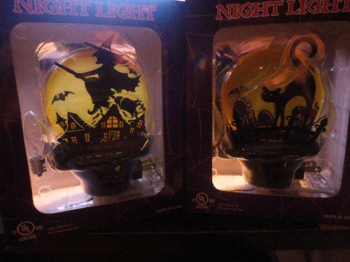 Halloween Night Light -