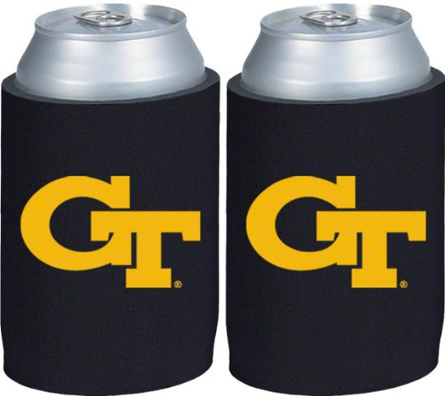 NCAA Georgia Tech Kolder Holder, One Size, Multicolor (Tech Georgia Beverage)