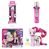 pinky pie wallet - My Little Pony Toys Bundle Set Microphone and My Little Piny Pinkie Pie