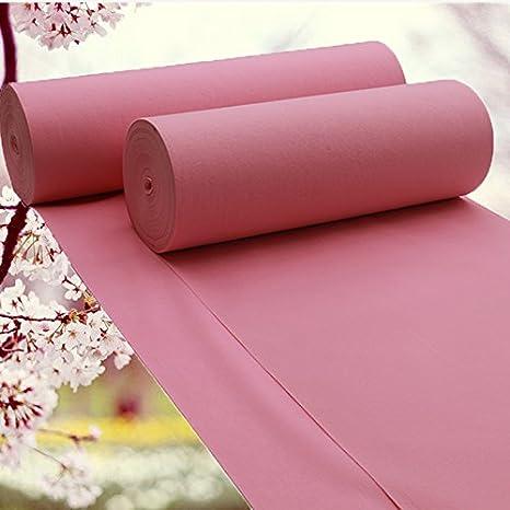 Amazon.com: WENBO Home- Pink Carpet Wedding Stage Catwalk ...