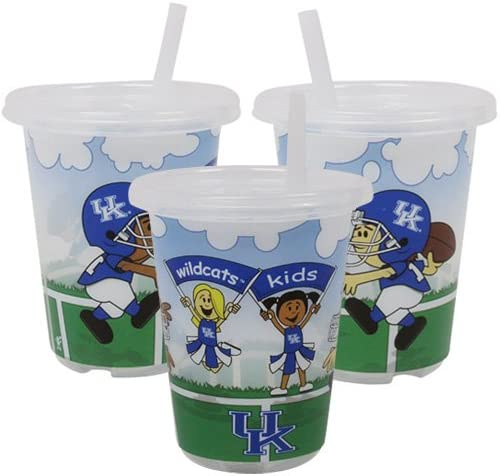 Kentucky Wildcats to-go Sippy Cup 3- Pack