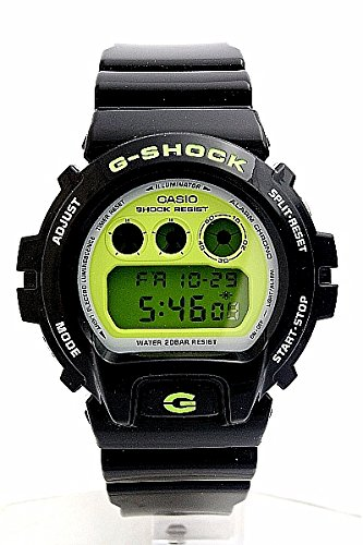 CASIO G-Shock DW-6900CS-1ER - Reloj de caballero de cuarzo,