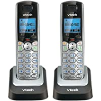 Vtech DS6101 Two-Line Cordless Accessory Handset for DS6151 (2 Pack)