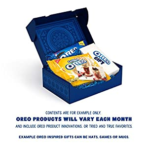 OREO Cookie Club Subscription Box, OREO of the Month Gift (3 Month Subscription)