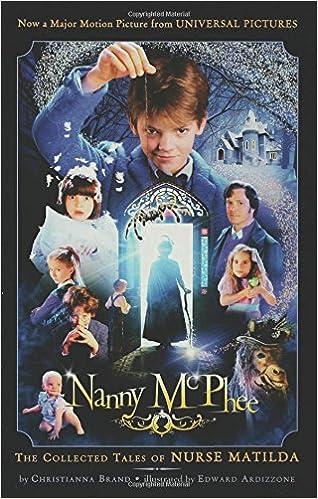 who wrote nanny mcphee