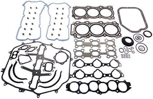 M35 // 3.5L // DOHC // V6 // 24V // 3498cc // VQ35DE DNJ EK646 Engine Rebuild Kit for 2003-2008 // Infiniti G35 Nissan // 350Z FX35