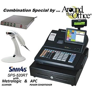 Amazon Com Sam4s Sps 520 Ft Cash Register Electronic
