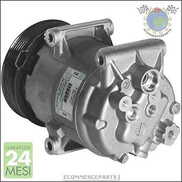 Bip Compresor Aire Acondicionado SIDAT Renault Megane II diese: Amazon.es: Coche y moto