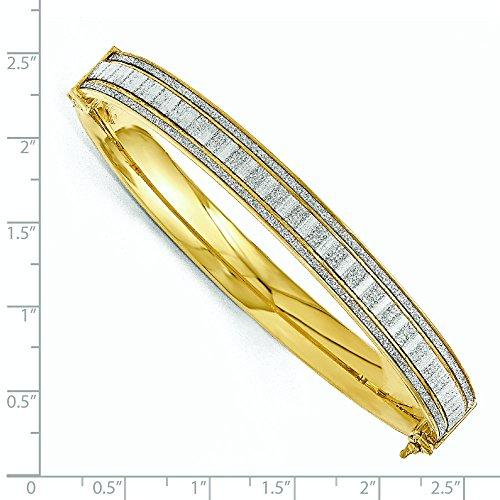 8 mm-Argent fin 925/1000 poli Ton Or-PaILLETTES-JewelryWeb Bracelet Ensemble