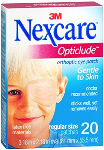 Nexcare Opticlude Eye Patch - 2