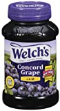 Welch's Grape Jam, 32-Ounce Jars (Pack of 6)