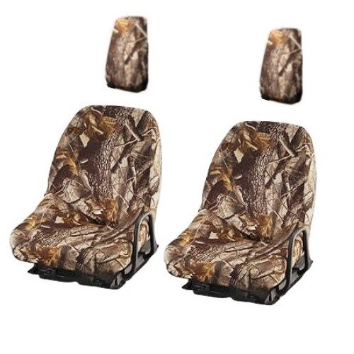 Classic Accessories QuadGear UTV Seat Cover (Hardwoods, Fits Yamaha Bucket)
