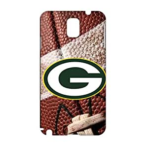 Fortune 3D Case Cover american footballPhone Case for Samsung Galaxy Note3