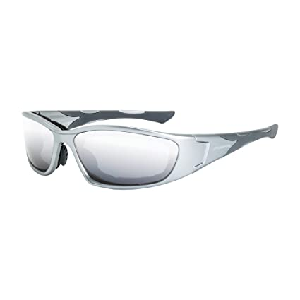 ef7804bc33 Image Unavailable. Image not available for. Color  Crossfire Eyewear 24223  MP7 Safety Glasses with Foam Lining