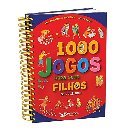 1.000 Jogos Para Seus Filhos