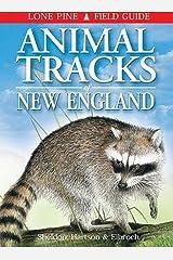 Animal Tracks of New England Paperback