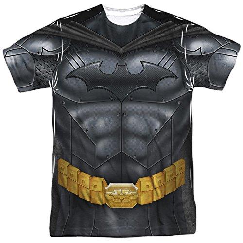 Batman- Body Armour Costume Tee T-Shirt Size S