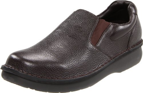 Propet Männer Galway Walker Slip-on Bronco Braun