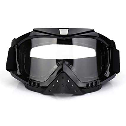 Motorcycling Goggles Uva400 Protection Winter Skiing Goggle Riding Skating Sports Snow Ski Goggle With Detachable Mask Security & Protection