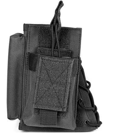 NcStar Stock Riser With Magazine Pouch -