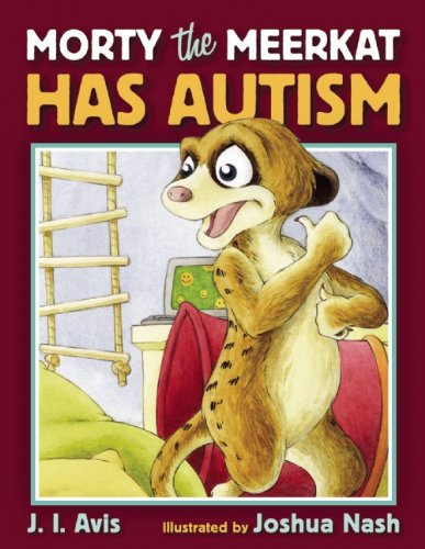 Download Morty the Meerkat Has Autism pdf
