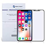 PERFECTSIGHT Glass Screen Protector Compatible Apple iPhone X XS 10 - Anti Glare Blue Light Filter